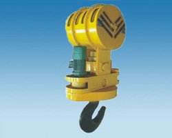 Crane spreader crane spreader overhead crane gantry for Motorized rotating crane hook